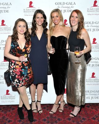 leah russell in 6th Annual Gold Gala: An Evening for St. Jude - Part 1