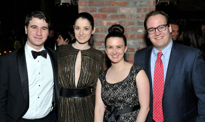 ross klepetko in 6th Annual Gold Gala: An Evening for St. Jude - Part 2