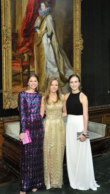 nicole savery in The Frick Collection Young Fellows Ball 2017