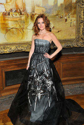 alexis light in The Frick Collection Young Fellows Ball 2017