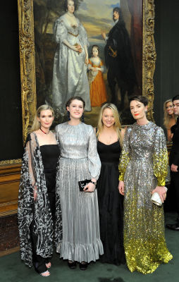 marina fairfax in The Frick Collection Young Fellows Ball 2017