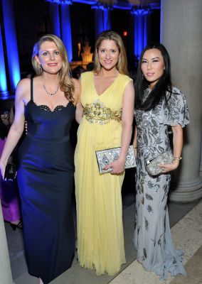 delphine de-causans in The Frick Collection Young Fellows Ball 2017