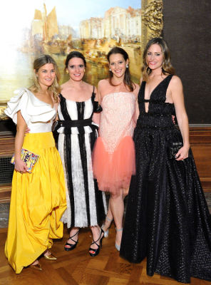 amory mcandrew in The Frick Collection Young Fellows Ball 2017