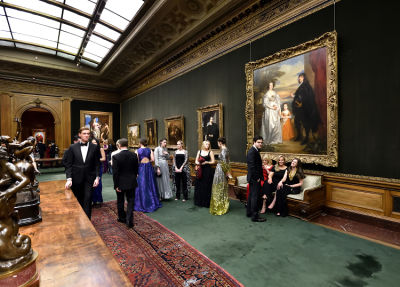 thomas senecal in The Frick Collection Young Fellows Ball 2017