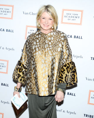 martha stewart in Brooke Shields Continues To Be Hottest Woman Ever At Last Night's Tribeca Ball