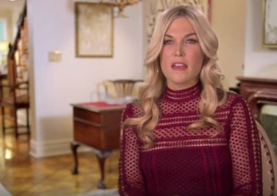 Tinsley Mortimer's Tagline For RHONY Is Genius