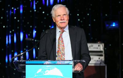 ted turner in 11 Millionaire Dads Who Won't Be Leaving Fortunes To Their Kids