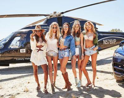 Squad Goals: Coachella's Hottest Girl Gangs