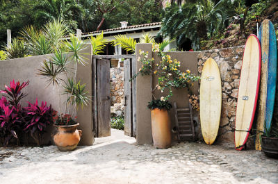 Step Inside A Dreamy Mexican Surf Shack