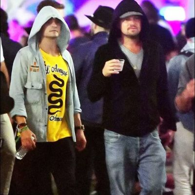 Leonardo DiCaprio & Orlando Bloom's Coachella Bromance Is Perfect