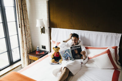 joey zauzig in The Best Places To Wake Up In NYC