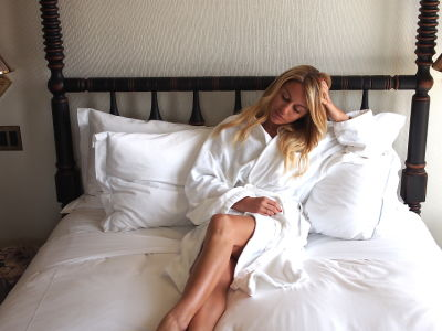 dria murphy in The Best Places To Wake Up In NYC
