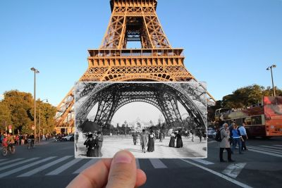 21 Stunning Vintage Photos That Show How Much Paris Has Changed