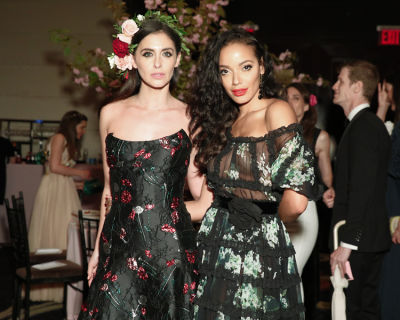 Socialites Bloomed At The New Yorkers For Children Fool's Fete