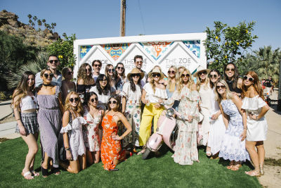 rachel zoe in The Zoe Report Presents the Third Annual ZOEasis