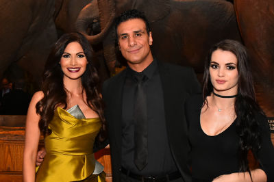 alberto del-rio in SEO 2017 Annual Awards Dinner