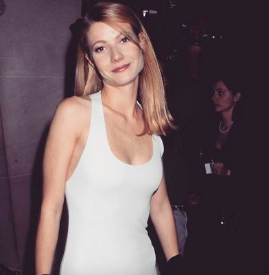 gwyneth paltrow in Gwyneth Paltrow Reveals Her Met Gala Outfit