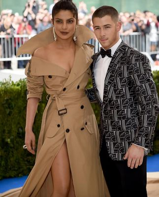 priyanka chopra in The Met Gala's Most Gorgeous Couples