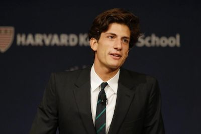 jack schlossberg in Behold, The Charming Young Kennedy We've All Been Waiting For