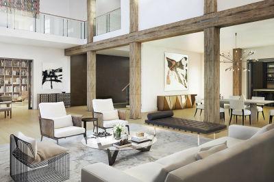 Inside Harry Styles & Justin Timberlake's Luxury NYC Building