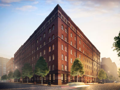 666 fifth avenue and other satanic new york real estate for Tribeca new york real estate