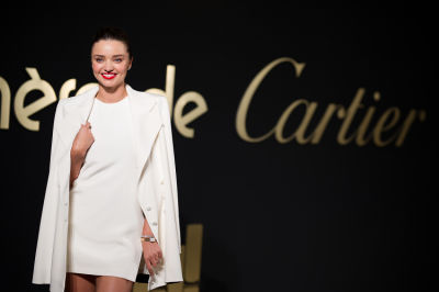 Sienna Miller & Miranda Kerr Attend Cartier's It Girl-Filled Bash In Los Angeles