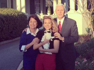 Mike Pence's Pet Bunny Has Its Own Instagram Account