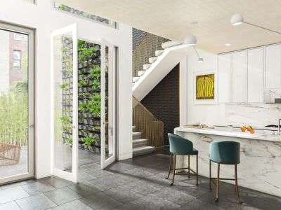 Step Inside Ryan Seacrest's $75K/Month NYC Townhouse