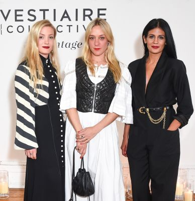 Chloe Sevigny & Kate Foley Celebrate Vintage With Vestiaire Collective