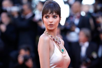 Emily Ratajkowski & Bella Hadid Take The Cannes Red Carpet By Storm