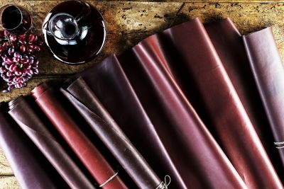 Would You Wear Leather Made Of Wine?