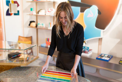brett heyman in Cheeky-Chic Designer Brett Heyman Takes Us Inside Her First Edie Parker Boutique