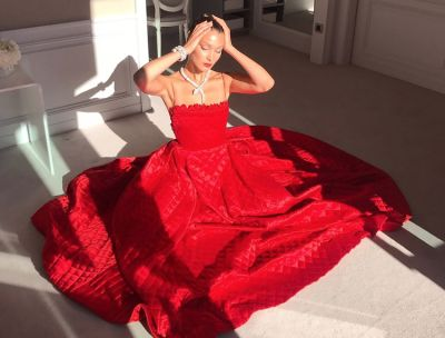 The Best It Girl Instagrams From The 2017 Cannes Film Festival