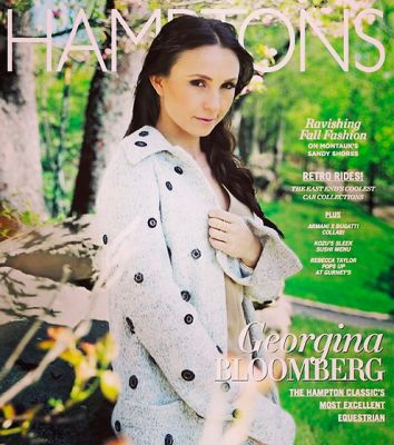 georgina bloomberg in The 25 Hottest Singles In The Hamptons: 2017 Edition