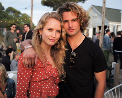 sailor brinkley-cook in Literally Everyone Was At The Surf Lodge This Weekend