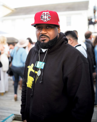 ghostface killah in Literally Everyone Was At The Surf Lodge This Weekend
