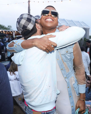 ej johnson in Literally Everyone Was At The Surf Lodge This Weekend