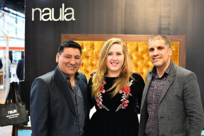 angel naula in Naula VIP Opening Night Party at the Brooklyn Design Show