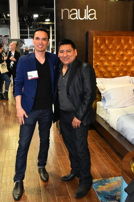 yian quach in Naula VIP Opening Night Party at the Brooklyn Design Show