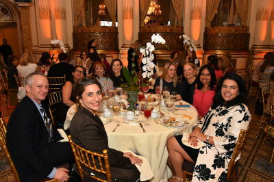 ligia cravo in 2017 Audubon Women in Conservation Luncheon and Rachel Carson Award