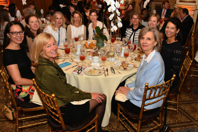 suzanne clary in 2017 Audubon Women in Conservation Luncheon and Rachel Carson Award