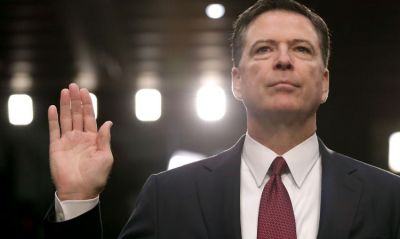 The Best Comey Hearing Moments On Twitter