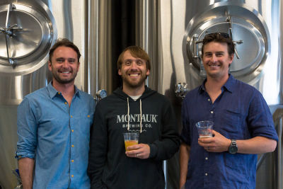 joe sullivan in The Guys Behind Montauk Brew Co.​ Take Us Behind The Beer