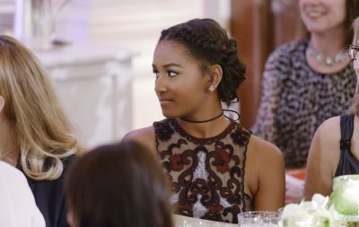Inside Sasha Obama's Red Hot Sweet 16