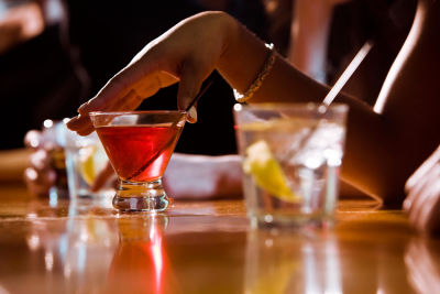 And The Sexiest Drink To Order On A Date Is...