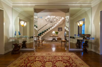 Inside Audrey Hepburn's Former Old Hollywood Mansion