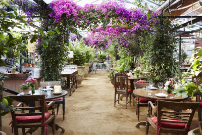 London's Best Al Fresco Restaurants