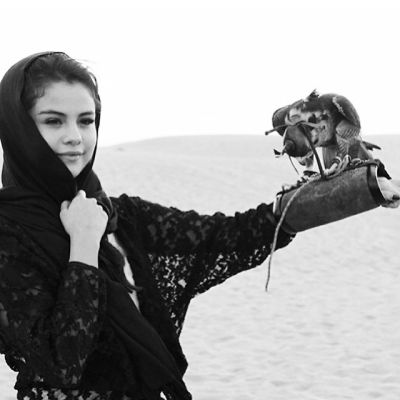 Selena Gomez in Duabi