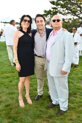 "harrison messer in East End Hospice Annual Summer Party, ""An Evening in Paris"""