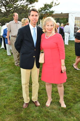 "linda perrotta in East End Hospice Annual Summer Party, ""An Evening in Paris"""